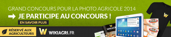 Concours photo agricole 2014